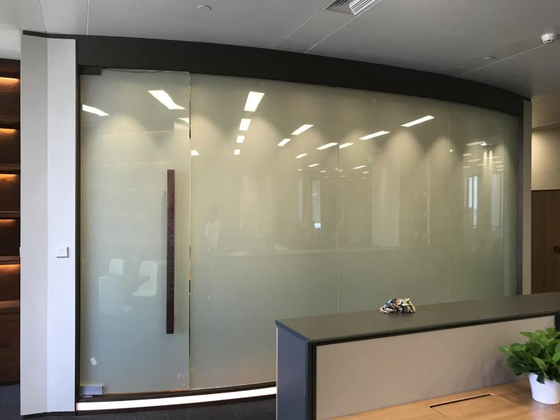 Laminated Smart Glass 5+5mm