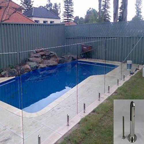 Pool Fencing Safety Glass